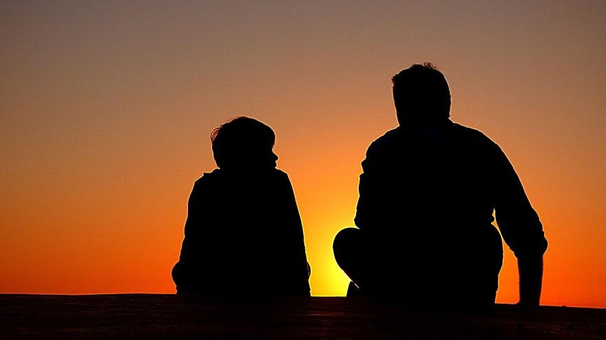 Ojcie i syn i choroba
