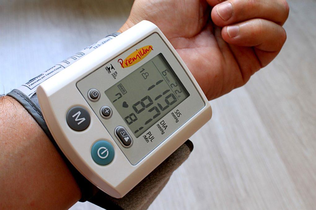 mierz ciśnienie