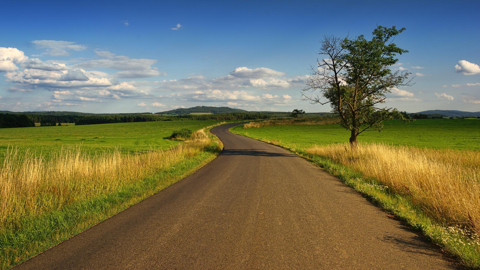 pielgrzymka - w drodze