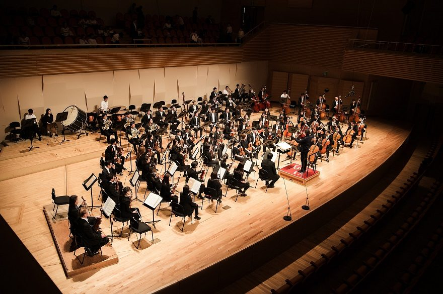 KOncert w filharmonii ku czci Mieczysława Kałowicza