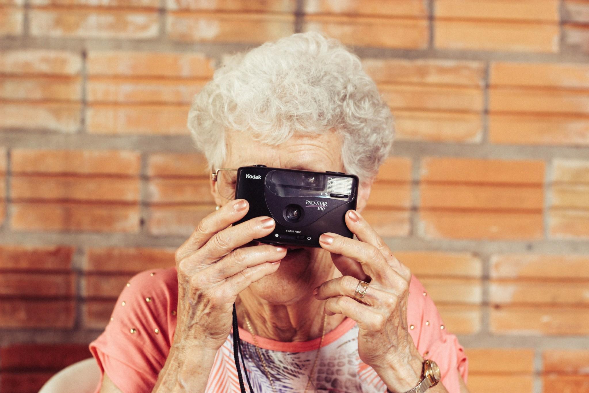 starość może być piękna